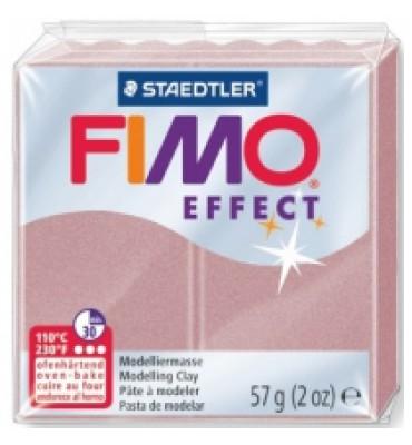 Fimo polümeersavi, roosa läbipaistev