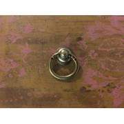 Kapinupp-rõngas, antiikmessing, väike