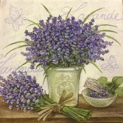 Salvrätik Lavendel