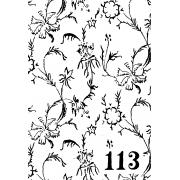 Suur mustrirull 113